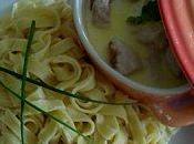 mange quoi demain? poulet sauce maroilles