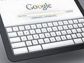 Google vont sortir leurs tablettes...