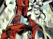 Robert Delaunay Tour rouge 1911