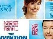 L'invention mensonge Ricky Gervais) avec Jennifer Garner)