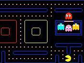 Jouer Pacman page d'accueil Google