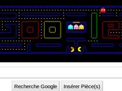 Google remplace logo Pacman