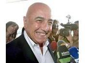 Rencontre décisive Berlusconi, Galliani Allegri