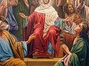 Jour Sainte Trinité. Pentecôte