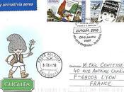 Séries timbres EUROPA 2010