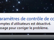 Désactiver notifications sécurité Windows