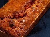 Cake polenta, tomates séchées, roquette parmesan (sans gluten)
