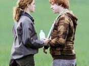 Emma Watson Rupert Grint: tournage Harry Potter 2010