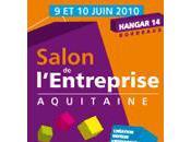 GESTION accompagne créateurs Salon l'entreprise Aquitaine 2010