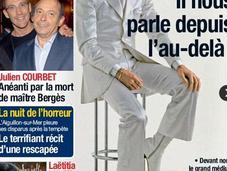 Claude Francois interviewé France Dimanche...
