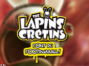 Lapins Crétins font footbwaaall
