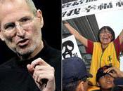 """Steve Jobs: chez Foxconn, c'est """"plutôt chouette""""..."""