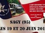 Philippe Jarbinet invité d'honneur fête Jeep Sagy
