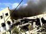 Gaza condamne raid israëlien