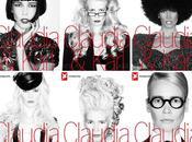 Karl Lagerfeld jubile Encore polémique dans monde mode...Claudia Schiffer noire moins elle fait croire...)
