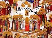juin Tous saints terre Russie.