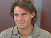 Vidéo Roland Garros Interview Rafael Nadal (05/06/2010)