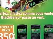 Digicel-Voilà duel coups BlackBerry
