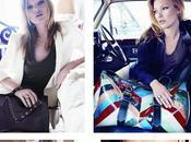Kate Moss Longchamp Hiver 2010