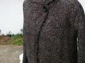 blouson tricoté... Mouais, bof...