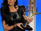 Sandra Bullock obtient fois plus prix Music Awards