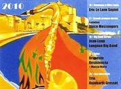 Calvi Jazz Festival Juin programme.