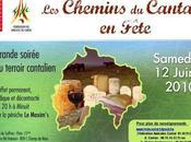 chemins Cantal, 4ème édition