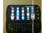 Samsung Galaxy Pro, super Smartphone Android équipé d'un clavier physique
