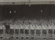 Football, Denis Robert Milieu terrain.