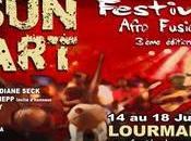 2010 Afro Fusion Lourmarin Provence, 14-18 juillet