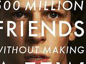 Social Network David Fincher, premier poster