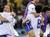 Groupe match buts partout entre Nigéria Corée qualifiée pour huitièmes finale