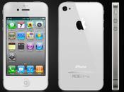 iPhone Blanc disponible mi-juillet