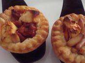mini tartelette féta tomates semi-confites