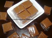 Caramels tendres chocolat lait