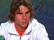 Wimbledon 2010 Vidéo Interview Rafael Nadal (28/06/2010)