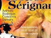 Féria Sérignan juillet 2010