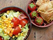 Bento salade
