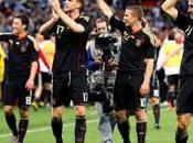 Quarts finale victoire l'Allemagne buts contre l'Argentine, Mannschaft qualifiée pour demi-finales