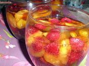 Frutas frescas burbujas Fruits rafraichis bulles