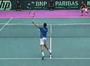 Coupe Davis 2010 Vidéo France Espagne Llodra Verdasco