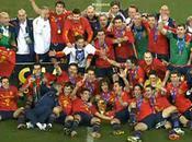 Coupe monde 2010 l'Espagne, venge Barça