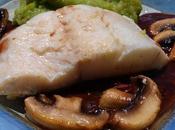 """Sandre bordelaise"""", champignons grillés purée persil"""