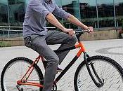 Vélo antivol Kevin Scott