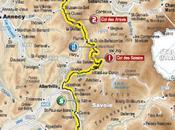 Tour France 2010 Tout l'étape mardi juillet