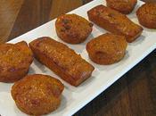 Bouchées soufflées chorizo, coppa parmesan