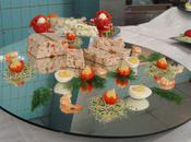 Terrine crabe petits légumes (sans cuisson)