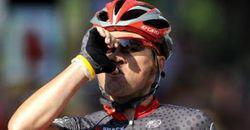 hache guerre bien enterrée entre Contador Schleck