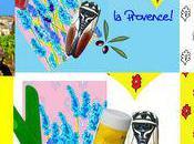 """L'atelier """"j'♥ Provence"""" dimanche juillet Sablet pour JOURNEE LIVRE"""