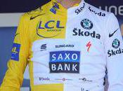Andy Schleck mouille maillots